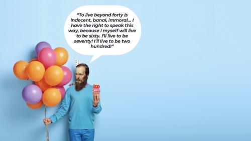 Funny Dostoevsky Conference