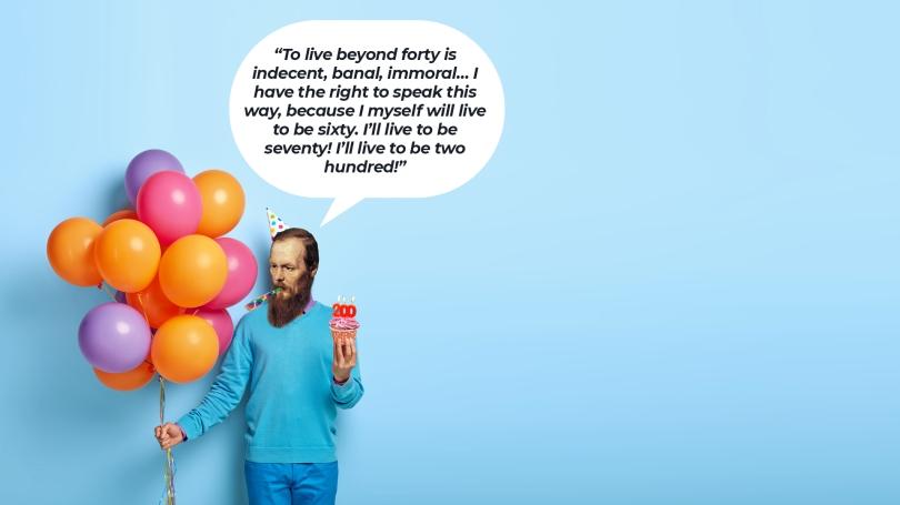 Funny Dostoevsky Conference Header